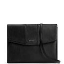 Eeha clutch - Black - Matt & Nat