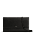Drew LG clutch - Black - Matt & Nat