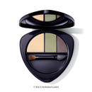 Eyeshadow trio 02 - Jade - Dr. Hauschka Makeup