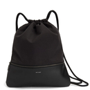 Dory backpack canvas - Black  - Matt & Nat