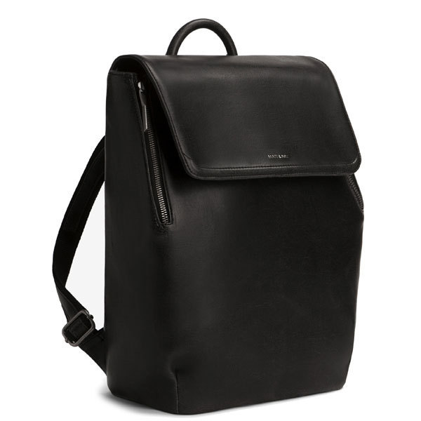 Matt /& Nat Fabi Backpack Black