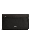 Petite clutch - Black - Matt & Nat