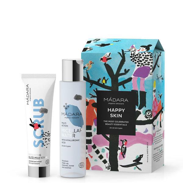 Happy Skin limited edition set - Madara  sc 1 st  Be Ecocentric & Organic skincare gift set - Madara