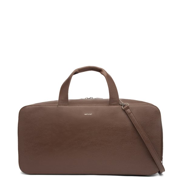 bf2b22e4c1f6 Chestnut brown vegan bag Levin - Matt   Nat