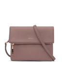 Hiley shoulder bag - Mahogany - Matt & Nat