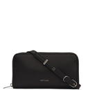 Inver wallet - Black - Matt & Nat