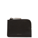 Seva S wallet - Black - Matt & Nat