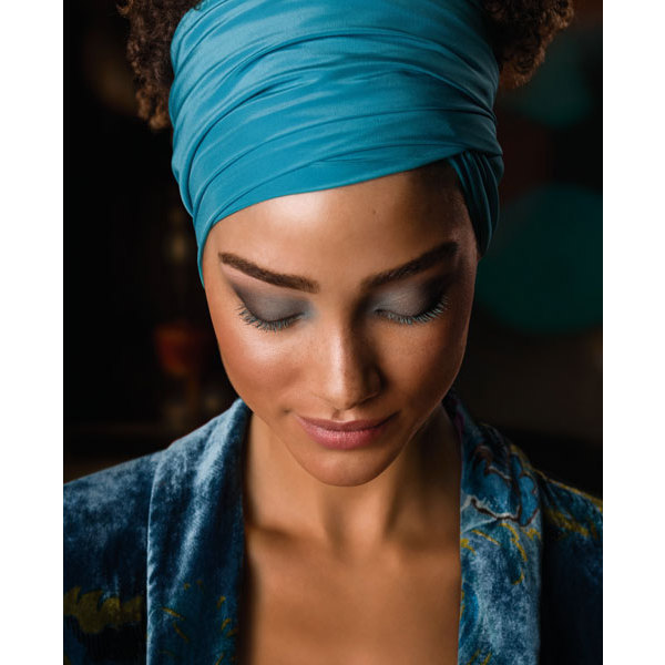 2331fbdc3bc ... Volume mascara 04 - Turquoise Deep Infinity - Dr. Hauschka Makeup