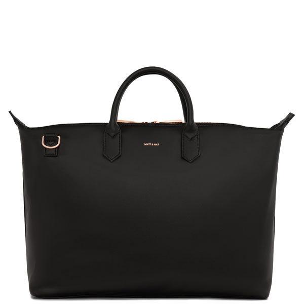 Abbi Lg Weekender Bag Black