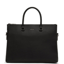 Alban briefcase - Black - Matt & Nat