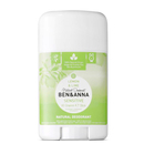 Lemon & Lime sensitive deodorant stick - Ben & Anna