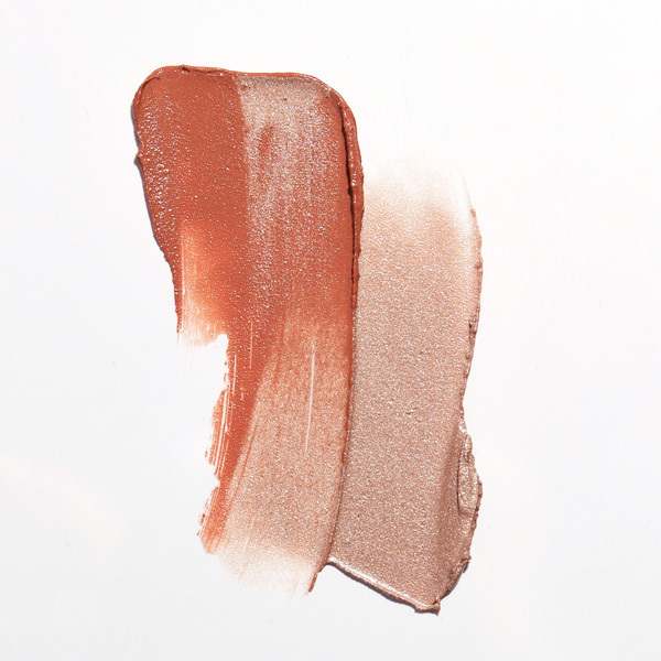 Flush Glow Duo With Desired Glow Blush And Radiance Highlighter Kjaer Weis