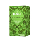 Three Mint - To refresh & soothe digestion - Pukka
