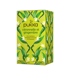 Lemongrass & Ginger - Delightfully refreshing & uplifting - Pukka