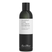 Cajeput Pure Balance shampoo (dull hair) - Less is More