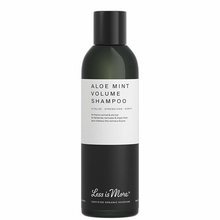 Volume shampoo Aloe & Mint (fine, oily hair) - Less is More