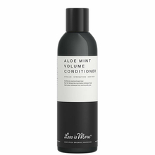 Volume conditioner Aloe & Mint (fine or oily hair) - Less is More