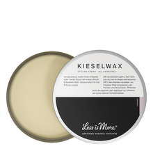 Matt finish Siliceous styling wax - Less is More