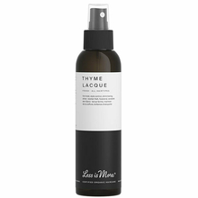 Thyme lacque styling hairspray - Less is More