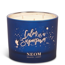 Christmas Wish Home candle - Mandarin, Cinnamon & Tonka Bean - Neom Organics
