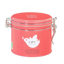 Løv is beautiful - Natural beauty tea - Lov Organic