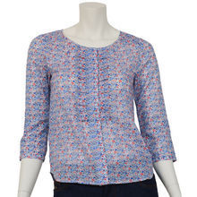 00dde651d501b Organic cotton and silk tops and shirts