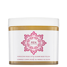 Moroccan Rose Otto Sugar Body Polish - Ren