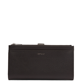 Motiv LG wallet - Black - Matt & Nat