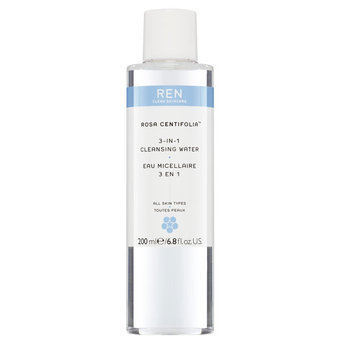 Rosa Centifolia 3-in-1 Cleansing Water - Ren