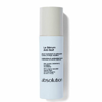 Le Sérum Anti-Soif - Organic ultra-moisture serum - Absolution