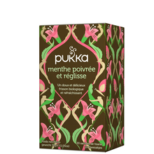Peppermint & Licorice - Deliciously refreshing - Pukka