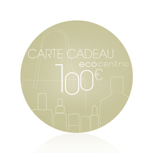 100€ E-Gift card - Ecocentric