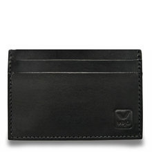 Black Mini Soleta card wallet - Veja