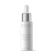 White light - Whitening facial serum - Alqvimia