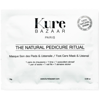 The Natural Pedicure Ritual kit - Kure Bazaar