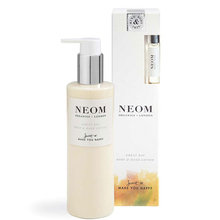 Great Day body lotion - Wild mint & Mandarin - Neom Organics