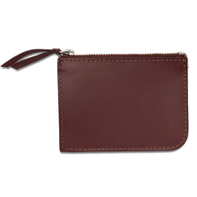 Brown leather Zippe wallet - Veja