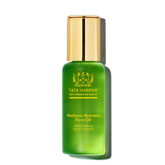 Retinoic Nutrient Face Oil - Lightweight facial oil serum - Tata Harper