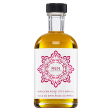 Moroccan Rose Otto Bath Oil - Ren