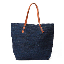 "Tote bag ""Portland"" - Navy - Mar Y Sol"