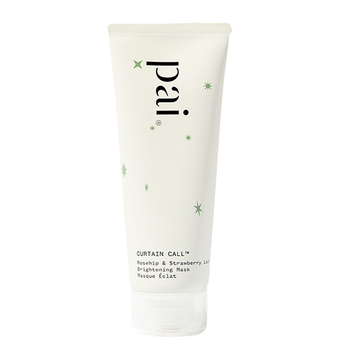 Curtain Call - Rosehip & Strawberry leaf Brightening Mask - Pai