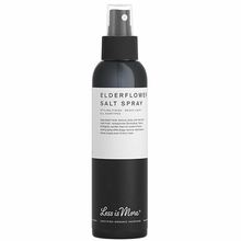 Elderflower salt spray - Easy beach-look - Less is More