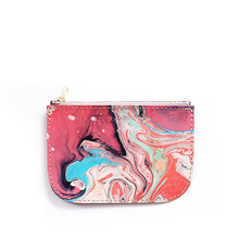 Wallet Tonala S - Marble creamsicle - Scout & Catalogue