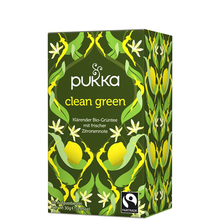 Clean Green - Spring clean tea - Pukka