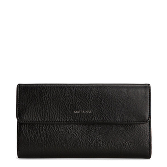 Connolly wallet - Black - Matt & Nat