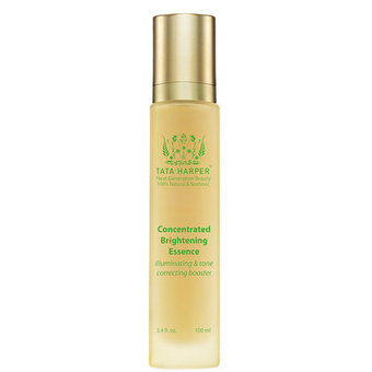 Concentrated Brightening Essence - Illuminating & tone correcting booster - Tata Harper