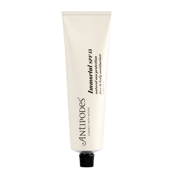 IMMORTAL SPF 15 Face & Body Moisturizer - Antipodes