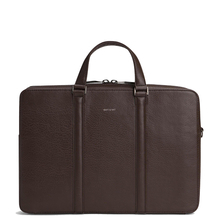 Harman briefcase - Chestnut - Matt & Nat