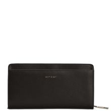Webber wallet black - Matt & Nat