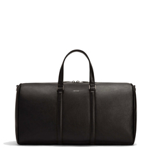 George weekender bag - Black - Matt & Nat
